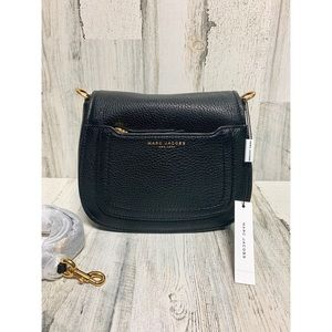 NWT Empire City Mini Messenger Leather Crossbody